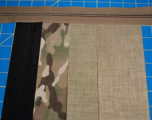 Cordura colors