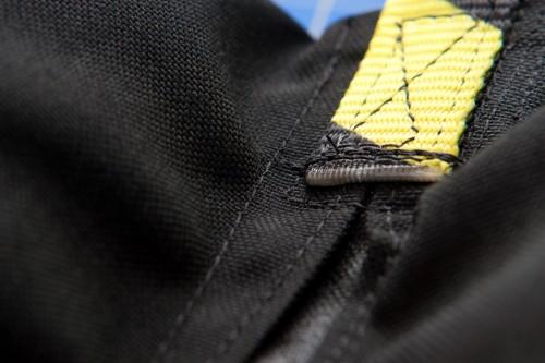 Sandbag stitches