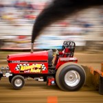 Assorted Nuts tractor pull