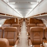 McDonnell Douglas MD-81 VIP jet interior-1