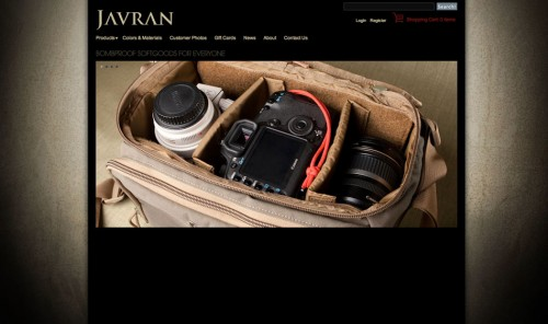 JAVRAN.com Screenshot