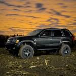 2009 Jeep Grand Cherokee Overland